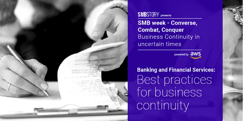 YourStory SMB Week: BFSI experts explain why SMBs must adopt cloud technology amidst coronavirus lockdown